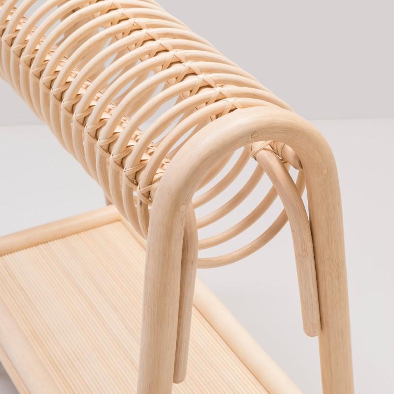 Détail de la spirale du bureau design PASSE-PASSE