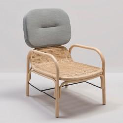 PLUS rattan armchair