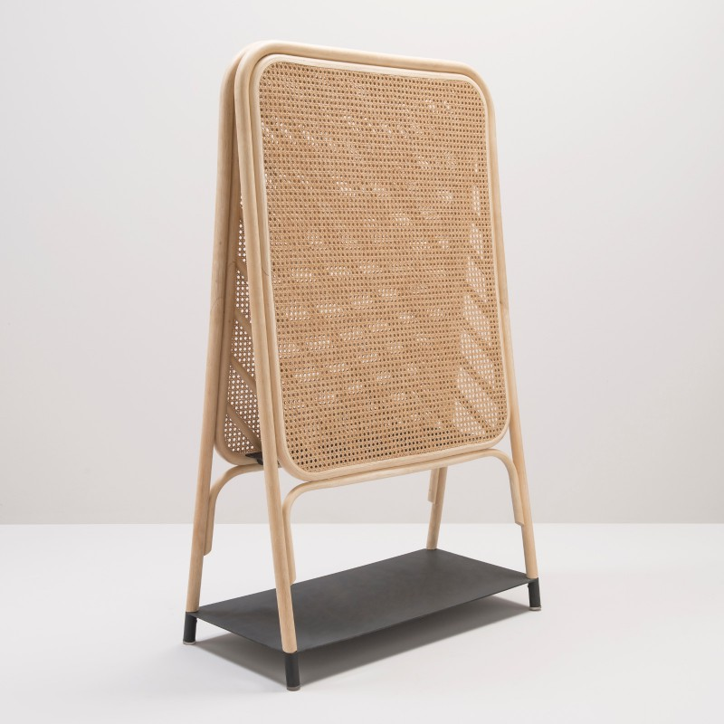 PANÔ rattan design screen by At-Once for Orchid Edition